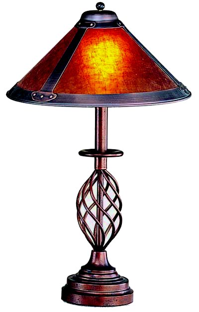 iron table lamps on mission lighting table lamps. Black Bedroom Furniture Sets. Home Design Ideas