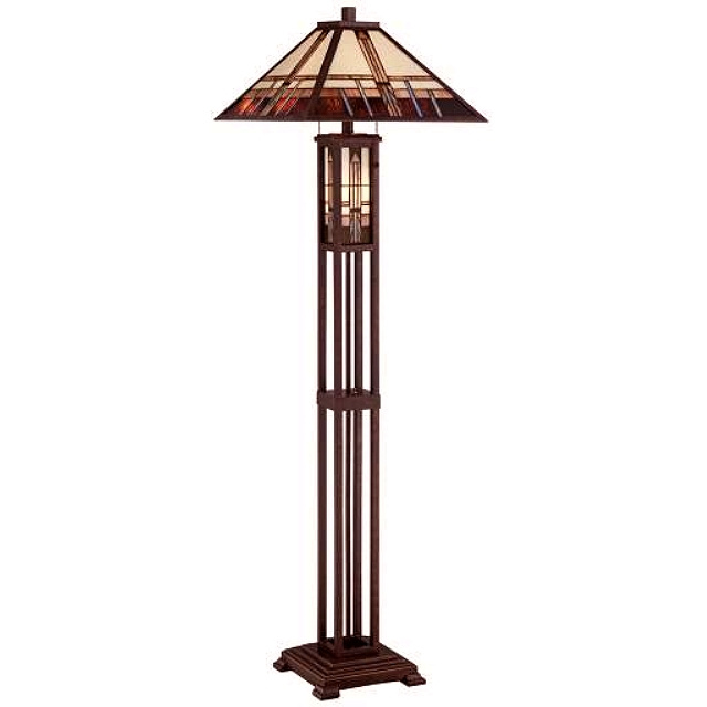 floor lamps let s take a closer look at tiffany lamps on pinterest. Black Bedroom Furniture Sets. Home Design Ideas