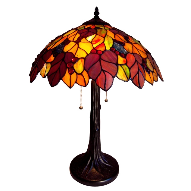 Stained Glass Desk Lamps Innovation Yvotube Com
