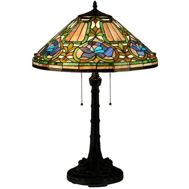 table lamps mission lamps tiffany lamps stained glass. Black Bedroom Furniture Sets. Home Design Ideas