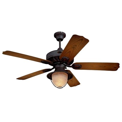 arts crafts ceiling fan. Black Bedroom Furniture Sets. Home Design Ideas