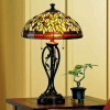Leaf & Vine Tiffany Table Lamp