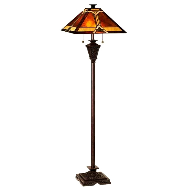 Floor Lamps Mission Lamps Tiffany Lamps Stained Glass